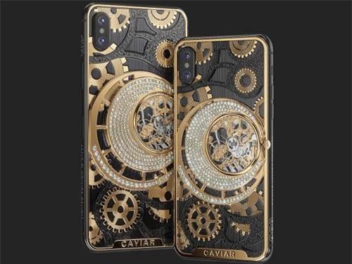 Soi chiếc iPhone XS đắt nhất hành tinh