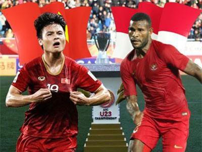 U23 Việt Nam - U23 Indonesia: Học cách tàn nhẫn