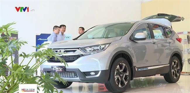 Cuối tháng 3, ô tô vào kỳ giảm giá đồng loạt