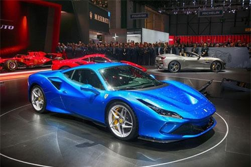 Ferrari F8 Tributo 2020.