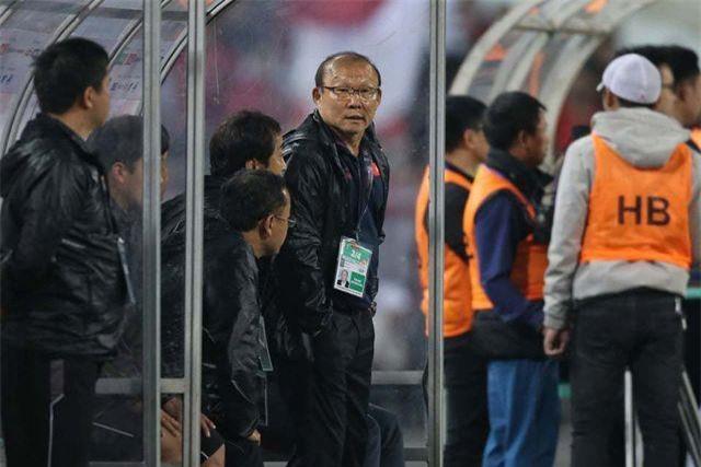 HLV Park Hang Seo thừa nhận sự thật đau lòng về U23 Việt Nam sau trận thắng U23 Indonesia