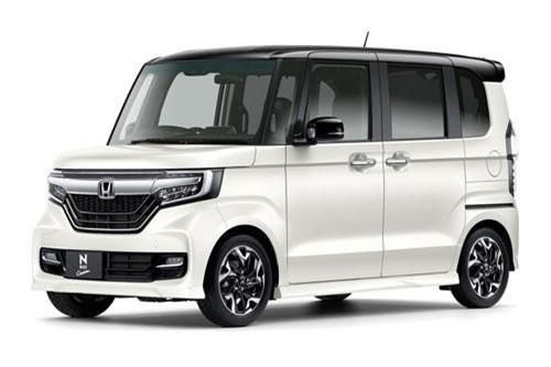 1. Honda N-Box (doanh số: 39.583 chiếc).