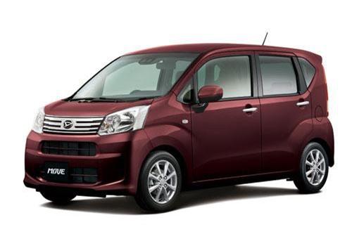 6. Daihatsu Move (doanh số: 22.732 chiếc).
