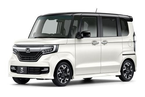 Honda N-Box (doanh số: 39.583 chiếc).