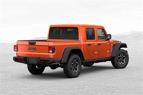 Jeep Gladiator Rubicon 2020.