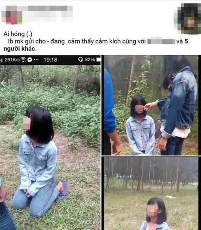 Vụ nữ sinh lớp 7 bị bắt quỳ, đánh hội đồng: Kỷ luật cả người đánh lẫn người bị đánh - 1