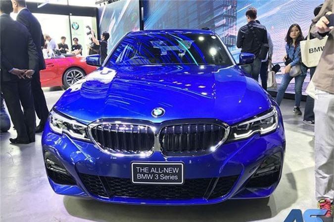 BMW 3-Series 2019 gia 2,1 ty tai Thai, sap ve Viet Nam-Hinh-2