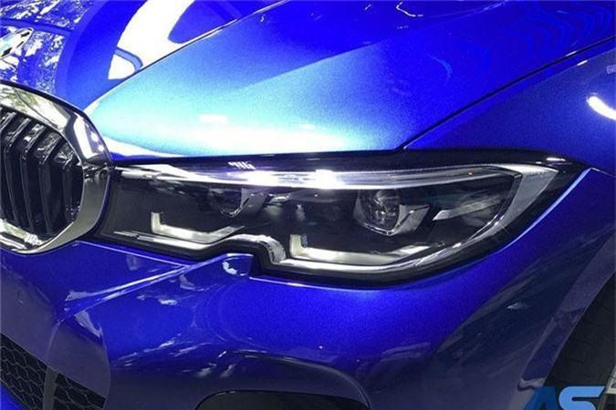 BMW 3-Series 2019 gia 2,1 ty tai Thai, sap ve Viet Nam-Hinh-3