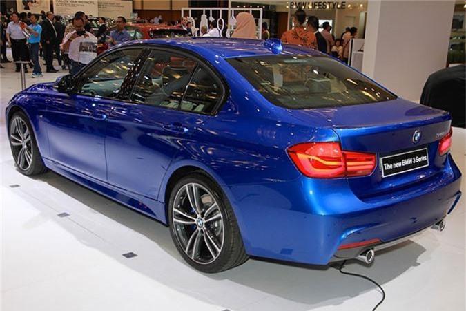 BMW 3-Series 2019 gia 2,1 ty tai Thai, sap ve Viet Nam-Hinh-9