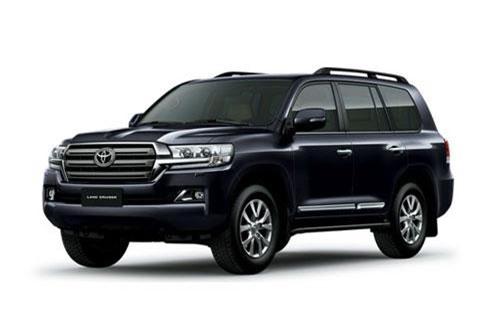 Toyota Land Cruiser 2019.