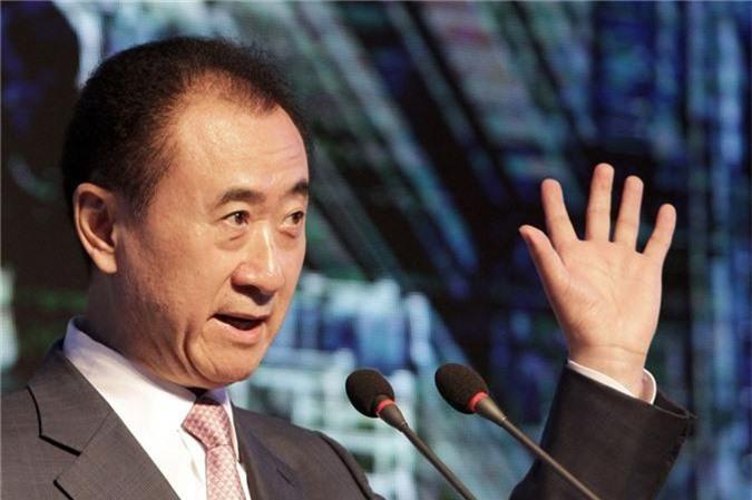 Ông Wang Jianlin hiện giữ chức chủ tịch tập đoàn Dalian Wanda, hoạt động trong các lĩnh vực bất động sản, rạp chiếu phim và tài chính. Tập đoàn của tỉ phú Trung Quốc là một trong những doanh nghiệp bất động sản lớn nhất thế giới với sở hữu hơn 260 trung tâm thương mại tại Trung Quốc. Ảnh: Los Angeles Times