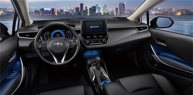 Toyota Corolla Altis 2019, Toyota Corolla Altis 2019 về Việt Nam, Toyota Corolla Altis 2019 tại châu Á,