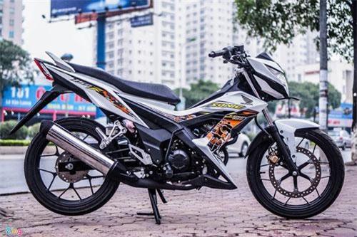 Honda Sonic 150. Ảnh: Zing.
