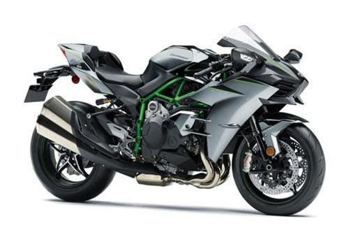 Kawasaki Ninja H2 Carbon.