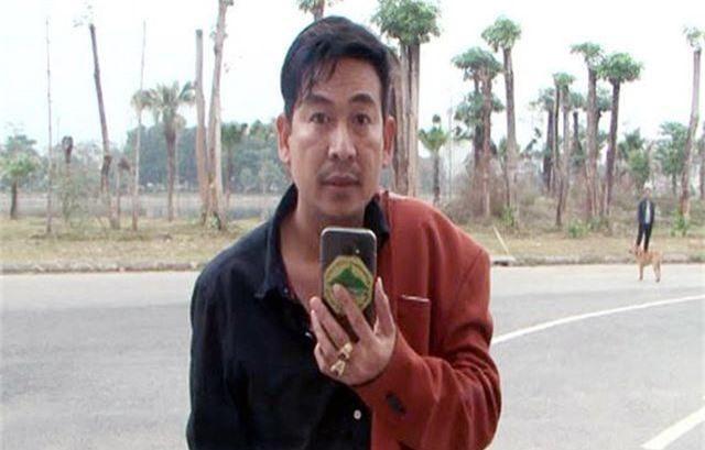 Bắt Trần Đình Sang - đối tượng chuyên quay, chụp cảnh sát giao thông - 1