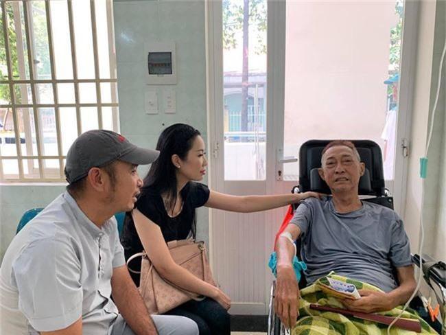 Bệnh tình chuyển biến xấu, diễn viên Lê Bình vẫn khiến mọi người rơi nước mắt trước nghĩa cử cao đẹp này - Ảnh 2.