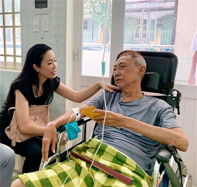 Bệnh tình chuyển biến xấu, diễn viên Lê Bình vẫn khiến mọi người rơi nước mắt trước nghĩa cử cao đẹp này - Ảnh 3.