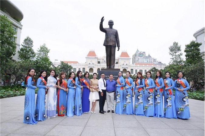 Những nữ đại sứ của HTKNYT - nơi quy tụ những người có tấm lòng nhân ái
