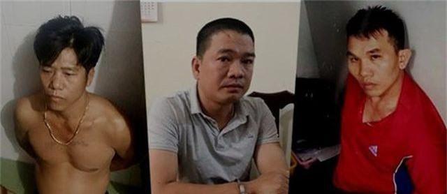 Truy tố 3 đối tượng táo tợn cướp hàng chục cây vàng ở Phú Yên - 1