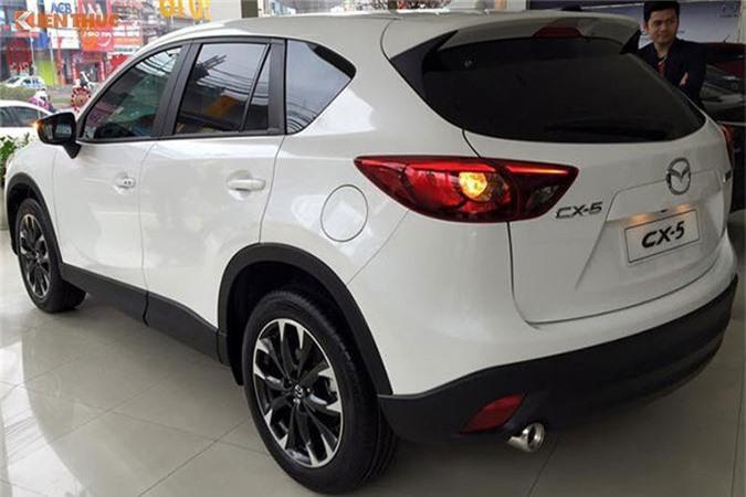 Mazda CX-5 bien