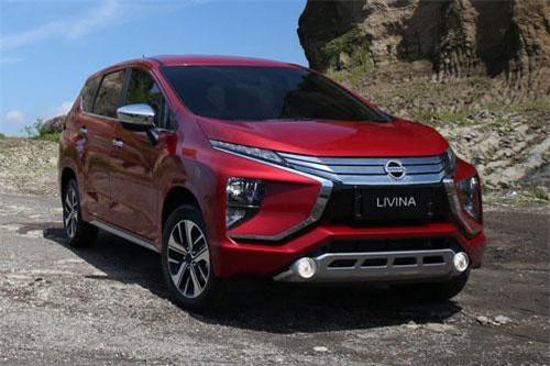 Nissan Livina 2019.