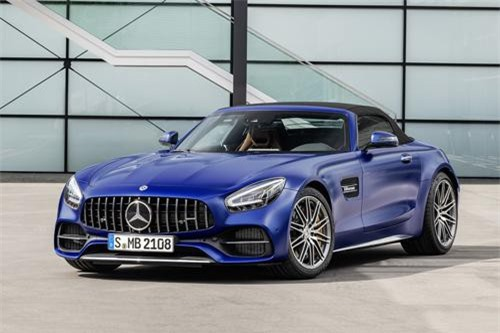 Mercedes-AMG GT 2020.