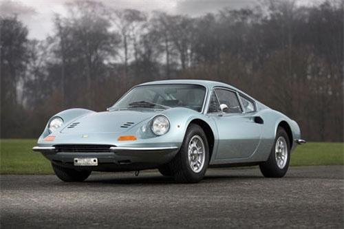 3. Ferrari Dino 246 GT.