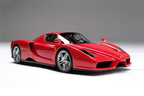 7. Ferrari Enzo.