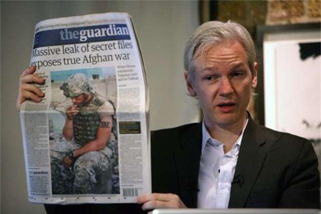 Cuộc chiến pháp lý của ông chủ WikiLeaks sau 7 năm trốn chạy - 2