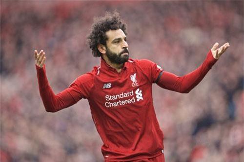 Tiền đạo: Mohamed Salah (Liverpool).