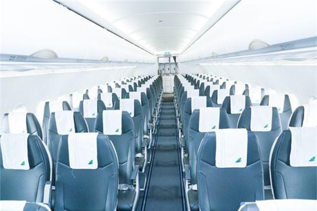 """Bamboo Airways đón thêm máy bay Airbus A321NEO - """"át chủ bài"""" cho đường bay châu Á sắp tới - 3"""