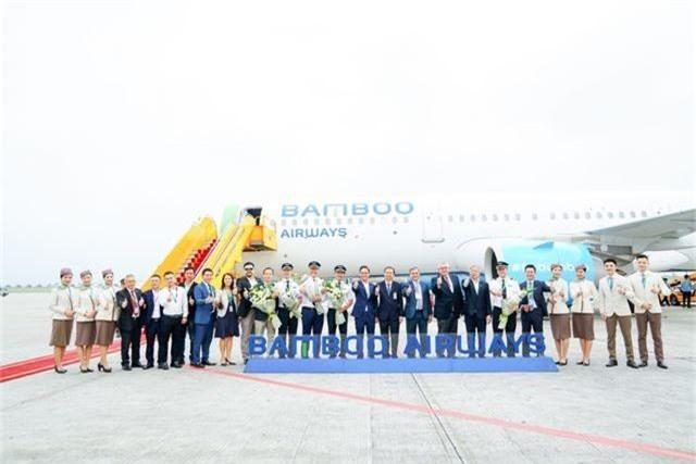 """Bamboo Airways đón thêm máy bay Airbus A321NEO - """"át chủ bài"""" cho đường bay châu Á sắp tới - 7"""