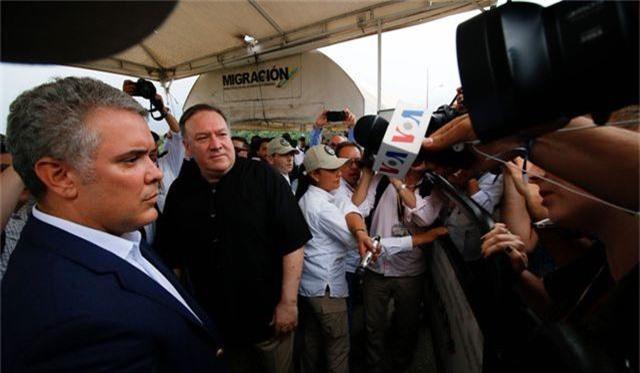 Thăm khu vực giáp Venezuela, Ngoại trưởng Mỹ cảnh báo Cuba, Nga trả giá - 2