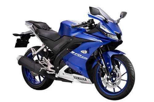 Yamaha R15 2019.
