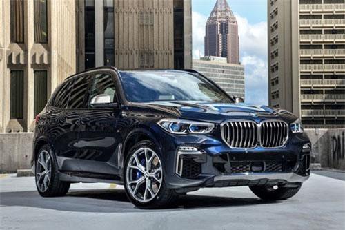 BMW X5 M50d 2019.