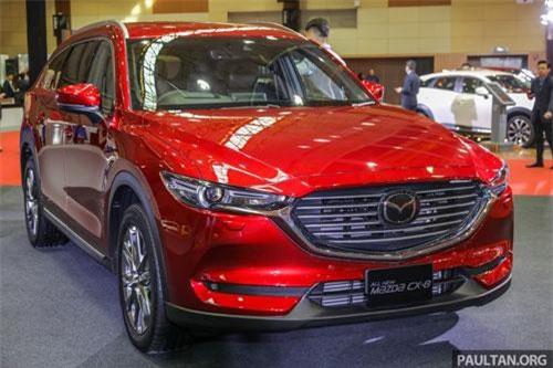 Mazda CX-8 2019.