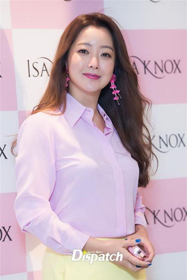 Gương mặt sưng phù của biểu tượng nhan sắc xứ Hàn Kim Hee Sun khiến fan hoang mang - 14