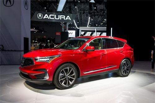 4. Acura RDX 2019.