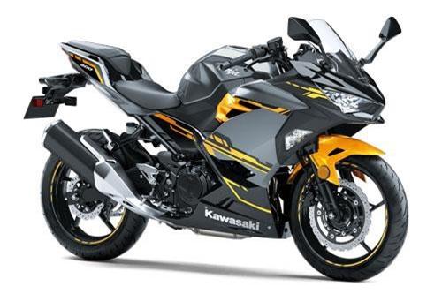 Bảng giá xe Kawasaki tháng 4/2019: Khuyến mại hấp dẫn