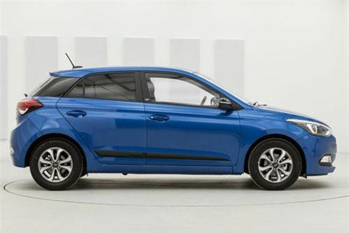 7. Hyundai i20 (doanh số: 35.468 chiếc).