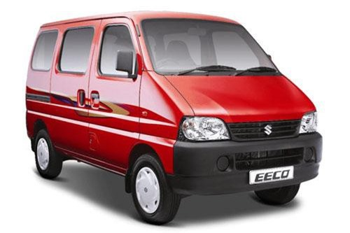 9. Maruti Suzuki Eeco (doanh số: 26.619 chiếc).