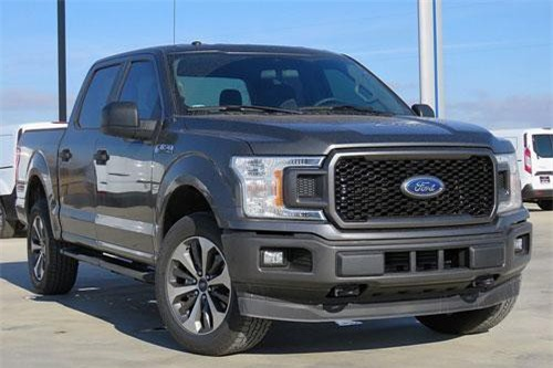 1. Ford F-150 2019.