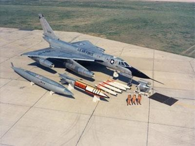"""Điểm mặt dàn """"chim sắt"""" của lực lượng tấn công hạt nhân Mỹ"""