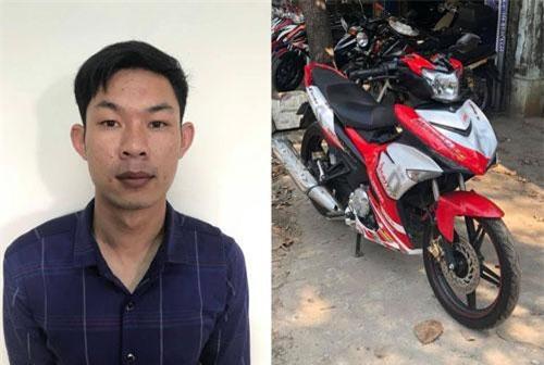 Quảng Nam: Bắt nóng nghi can đâm nhân viên bán xe máy để cướp xe