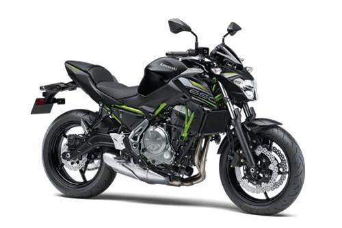 Chi tiết Kawasaki Z650 2019: Động cơ 649cc, giá 162 triệu