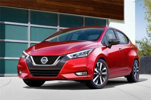 Nissan Sunny 2020 có gì để cạnh tranh với Toyota Vios?