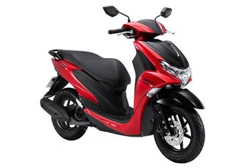 Yamaha FreeGo 125cc.