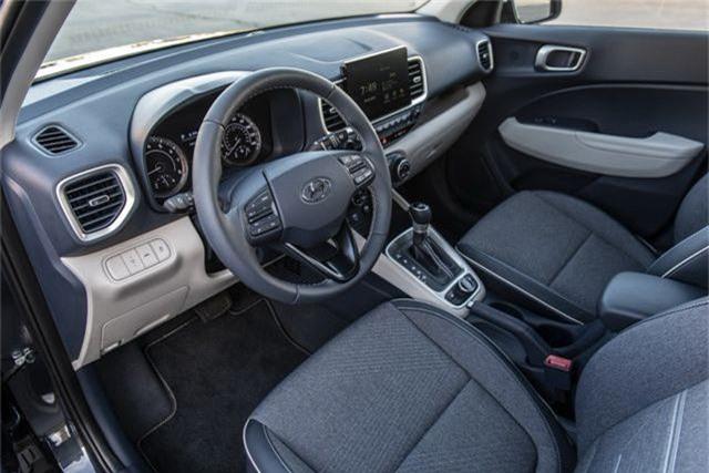 Hyundai Venue chính thức gia nhập phân khúc crossover tí hon - 14