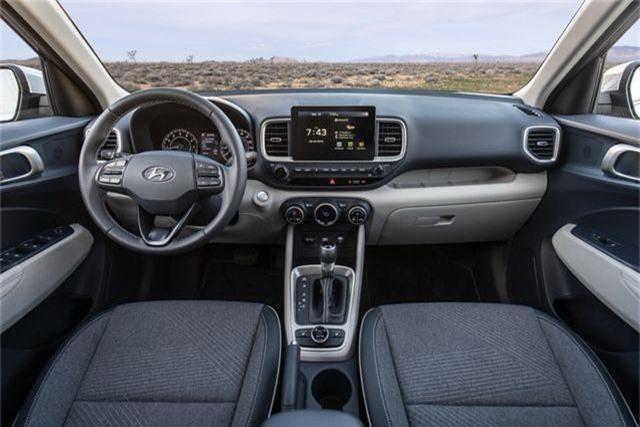 Hyundai Venue chính thức gia nhập phân khúc crossover tí hon - 2