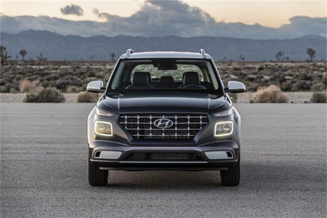 Hyundai Venue chính thức gia nhập phân khúc crossover tí hon - 3